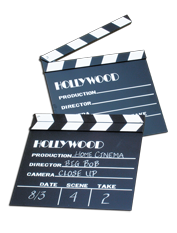 authentic clapboard