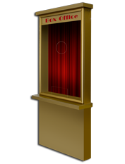 standard ticket booth
