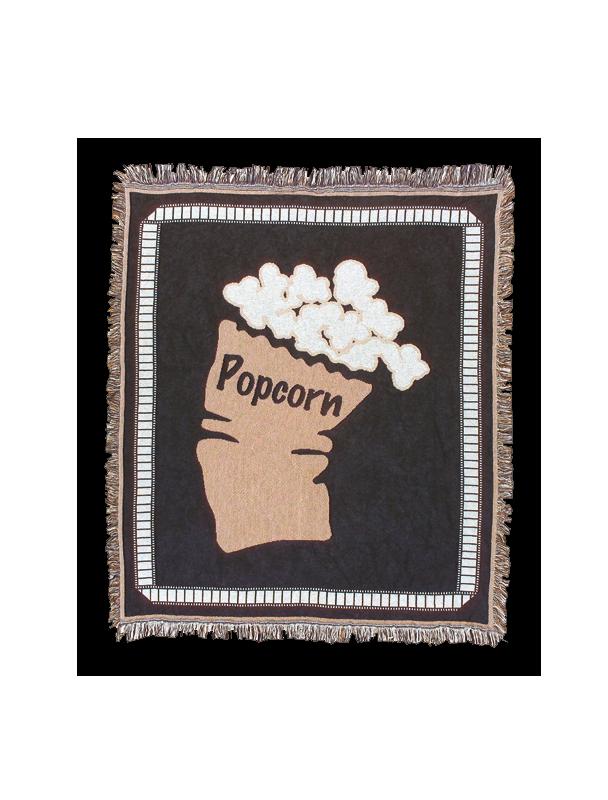 theatrical throw - popcorn