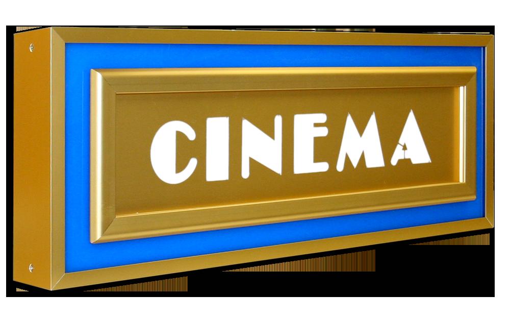 halo cinema identity