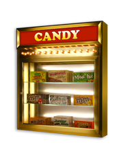 headliner candy case